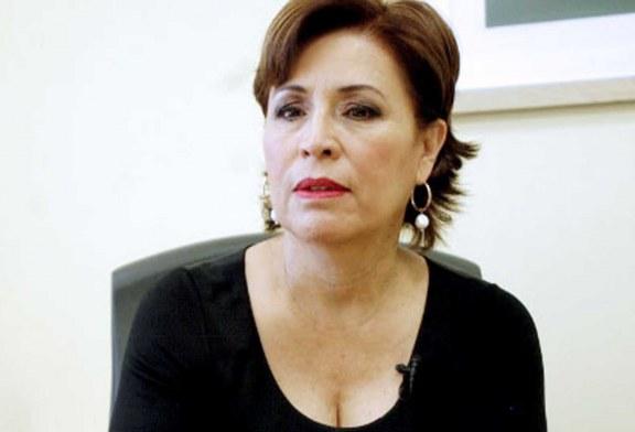 Rosario Robles aplaude el crecimiento del sector de la vivienda