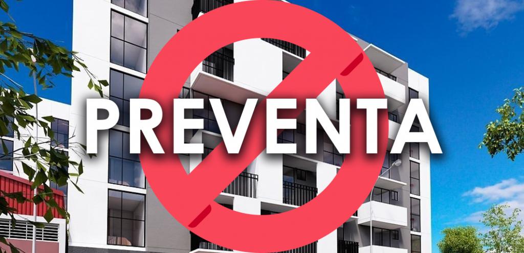 Iniciativa de Ley propone prohibir preventas